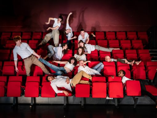 CODARTS CIRCUS ARTS (NL)  met 'Take Off'